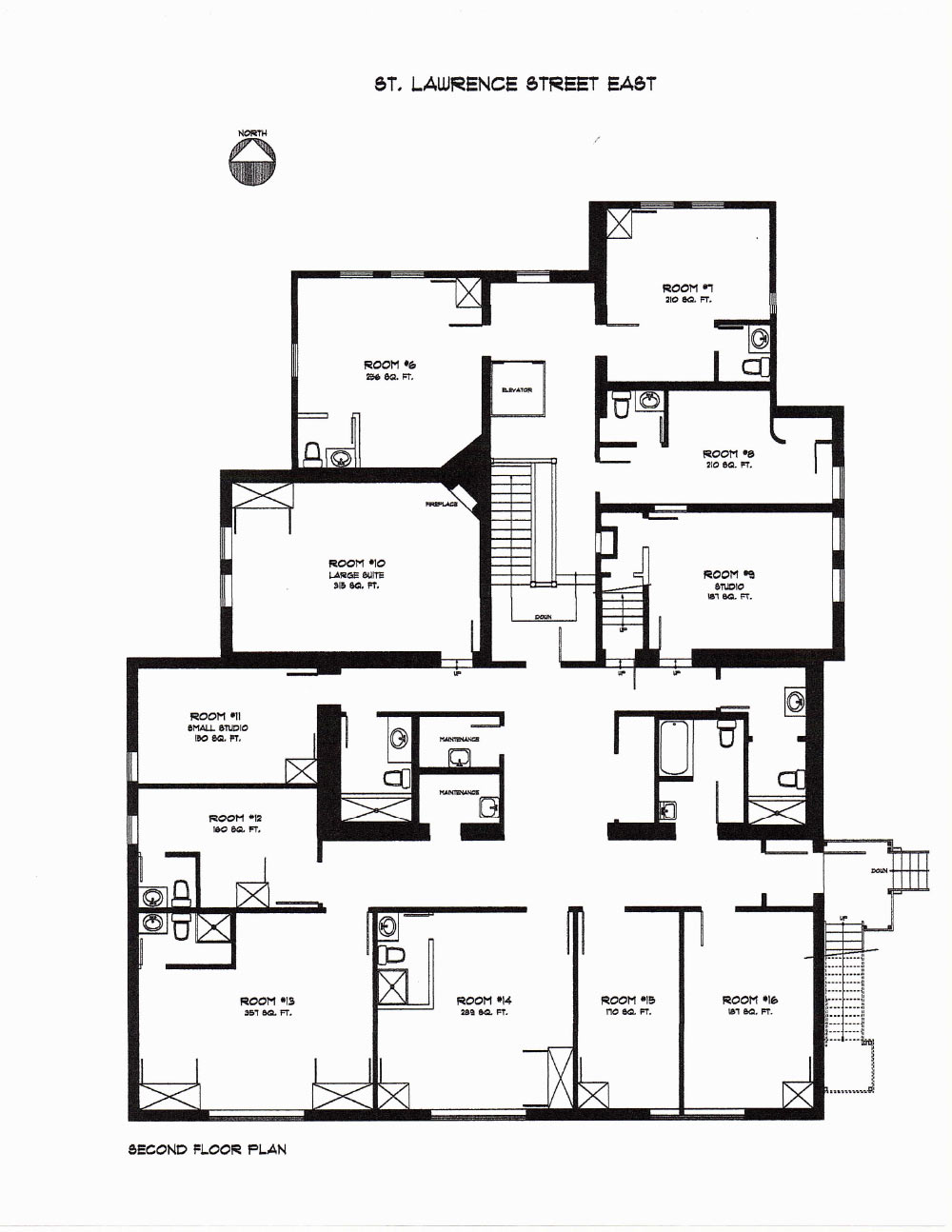 big floor plans suites timber trails retirement residence 10723
